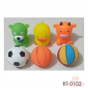 Kids Chuchu Toys Ball with Animals