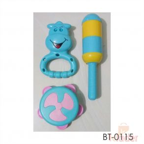 Baby Musical Rattle Toys Set