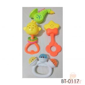 New Kids Musical Rattles Toys