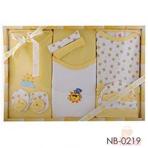 Mini Berry New Born Baby Soft Cotton Gift Set