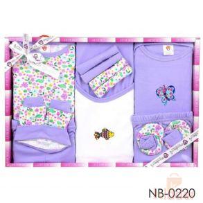 Mini Berry New Born baby pure cotton cloth gift set...