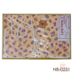 New Born Baby infant gift set cotton