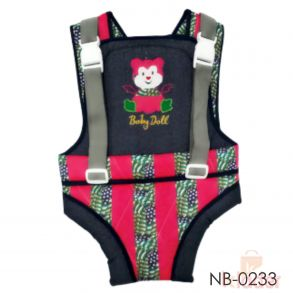 New Collection Baby Embroidery Carrier Kangaroo Bag