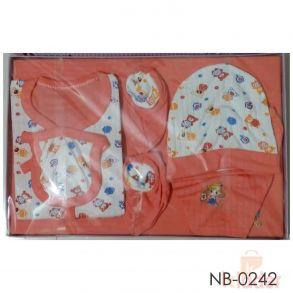 New Born Baby Nice Gift Set Infant Wear