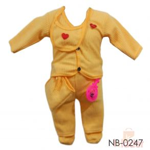 Kids Full Suit with Toy