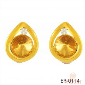 Rich Lady Gold Plated Classy Tops