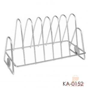 Plate Stand SS Wire