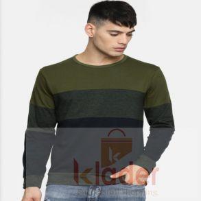 Full sleeve round neck tshirt