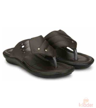 Shoematic Brown Slippers