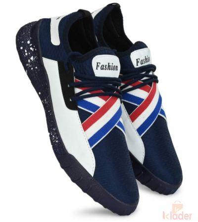 Shoematic Blue Sports For men...