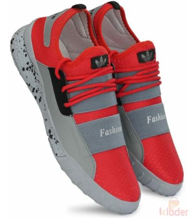 Shoematic Red sports for men...