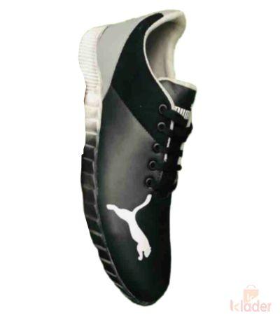 Puma Black Sneakers Shoe for men