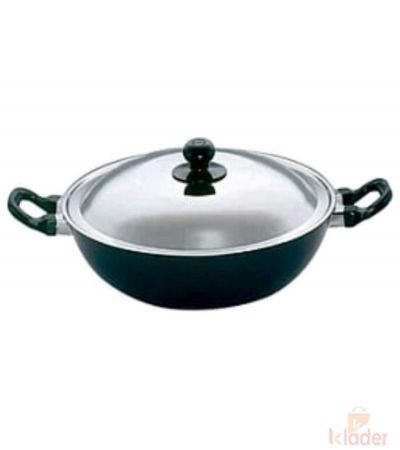 Hawkins Future Deep Fry Pan 4 Litres with Stainless Lid