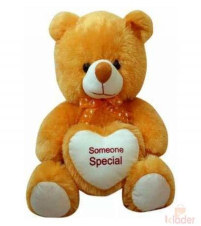 Frantic Soft Teddy Bear Brown Colour 32 cm Someone Special