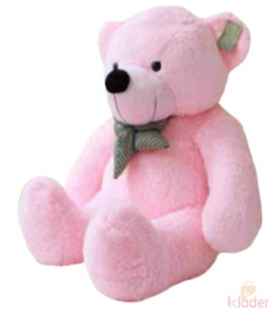 Frantic Soft Toy Baby Pink Teddy Bear 85 cm