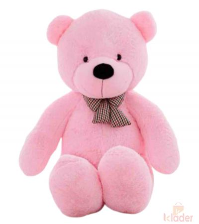 Frantic Soft Toy Baby Pink Teddy Bear 115 cm