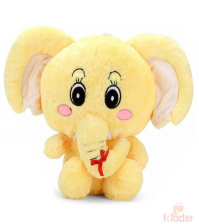 Frantic Soft Toy Elephant 32 cm with Embroidery work