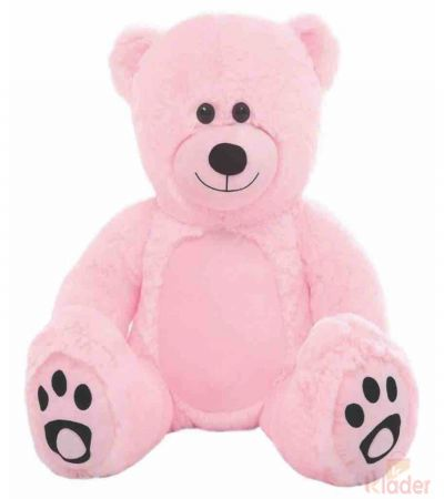 Frantic Soft Teddy Bear Pink Colour 40 cm witn Embroidery work