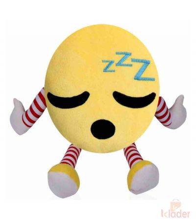 Frantic Soft Toys Smiley Pillows Z Design