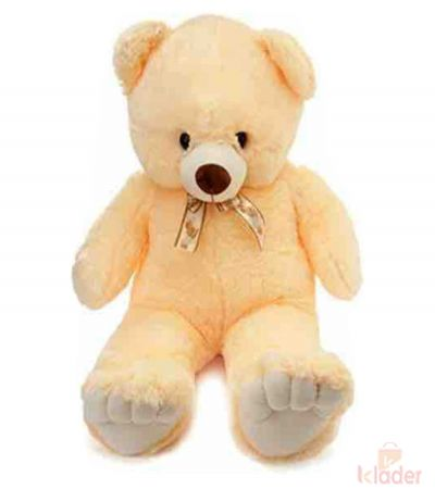 Frantic Soft Toy Peach H L Teddy Bear 85 cm