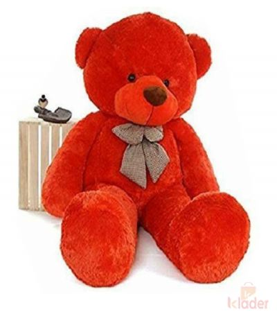 Frantic Teddy Bear Red Colour 150 cm 5 feet