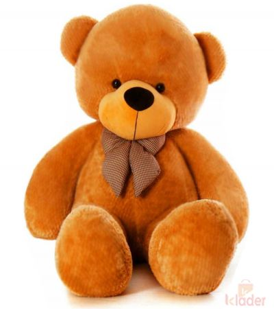 Frantic Soft Teddy Bear Brown Colour 5 feet 150 cm