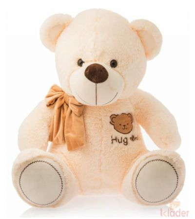 Frantic Soft Toy Teddy Bear Butter Colour 32 cm
