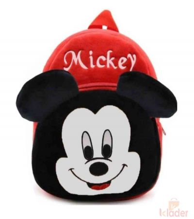 Frantic Soft Toy Plush Bag ND Micky