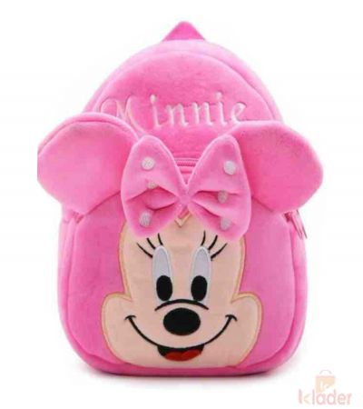 Frantic Soft Toy Plush Bag Minnie