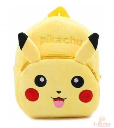 Frantic Soft Toy Plush Bag Pikachu