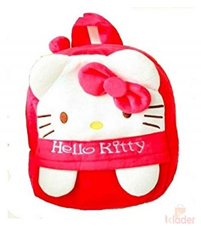 Frantic Soft Toy Plush Bag Red Hello Kitty