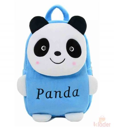 Frantic Soft Toy Plush Bag ND Sky Panda