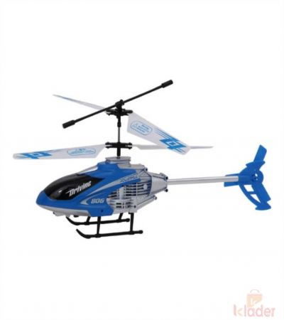 Radio Remote Controlled ABS Plastic Helicopter with unbreakable Blades