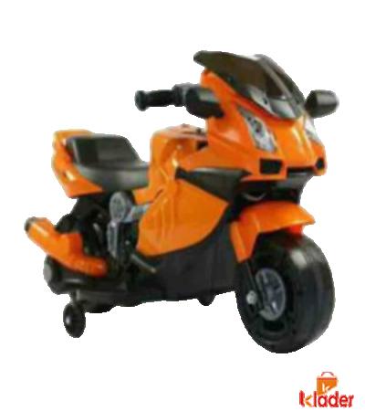 Orange Colour Bike