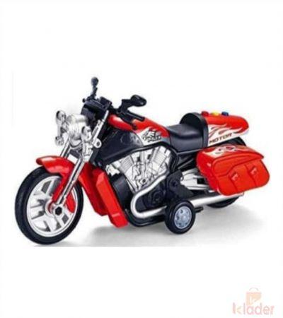 Friction bike