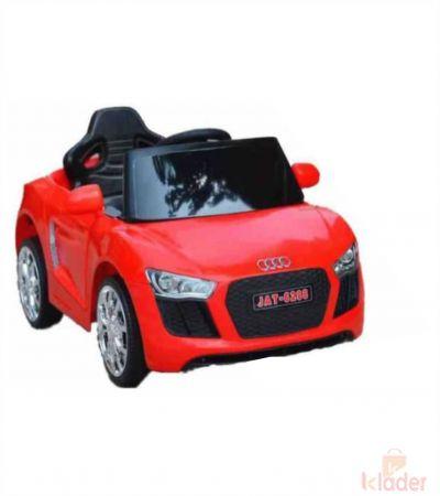 Red Colour Car