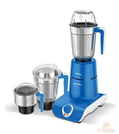Havells Maxx Grind 750 Watt Mixer Grinder with 3 Jars