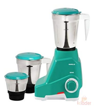 Havells Genie 500 Watt Juicer Mixer Grinder Green