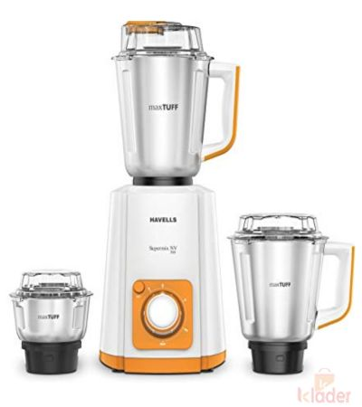 Havells Super Mix NV 500 Watt Mixer Grinder