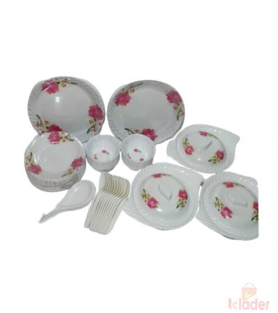 Melamine Dinnerset Heavy Weight 7 5 Kg Set of 57 Pieces