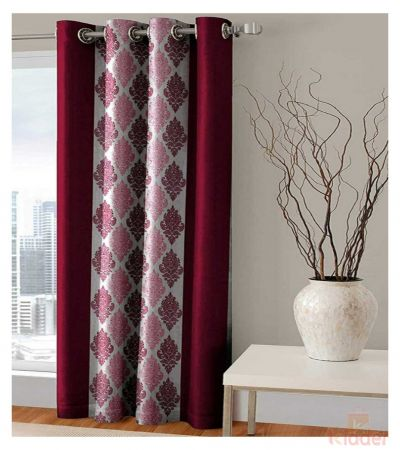 Beautiful Suprimo Quality New Damas Maroon Size 4x7ft 10 Pieces