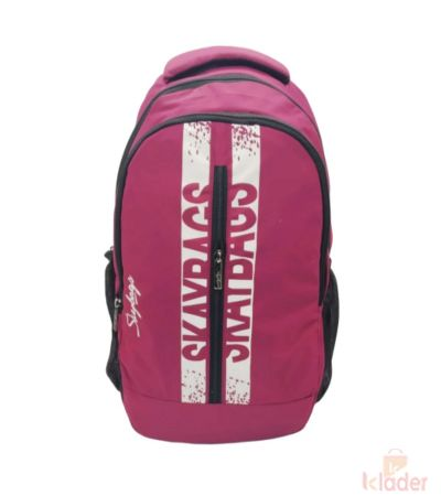 School and College Bag 25 Ltr Multicolour 4 Piece