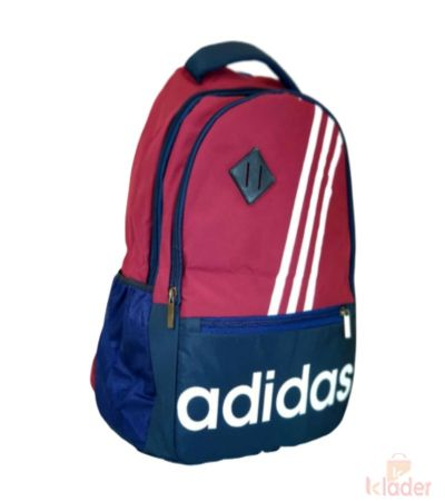 School and College Bag For Boys ans Girls 20 Ltr 4 Piece Nylon, Canvas Material