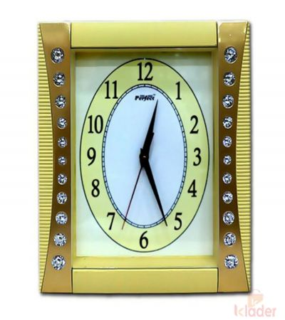 Perfect Wall Clock 6 Piece set