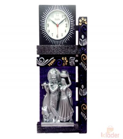 Dream Land Clock Radha Krishnan 6 Piece