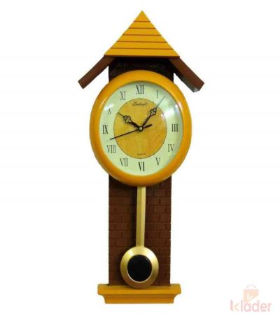 Pendulum Wall Clock 8 Piece
