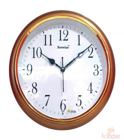 Sunrise Wall clock S002 3 Piece
