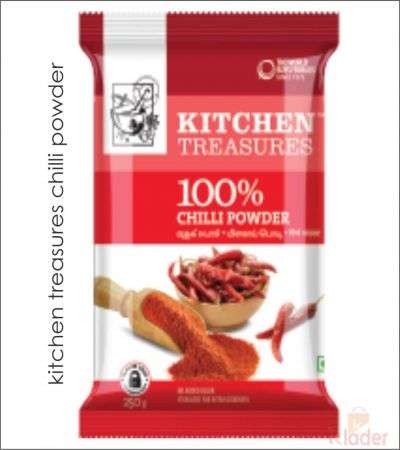 kitchen treasures chilli powder 250gm