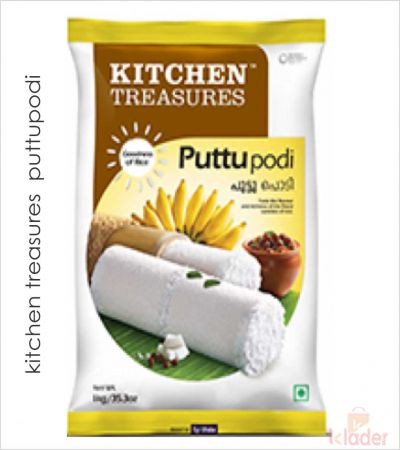kitchen treasures puttupodi 1kg